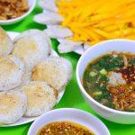 Bánh căn lọt top danh sách món ăn ngon ở Đà Lạtđược yêu thích nhấ
