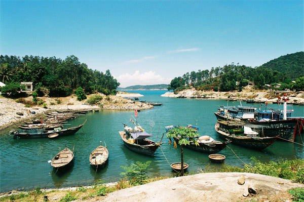 Vẻ đẹp hoang sơ tai Đảo Cù Lao Chàm