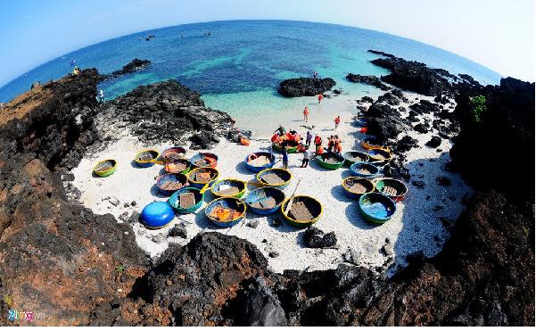 Du lịch quần đảo lý sơn