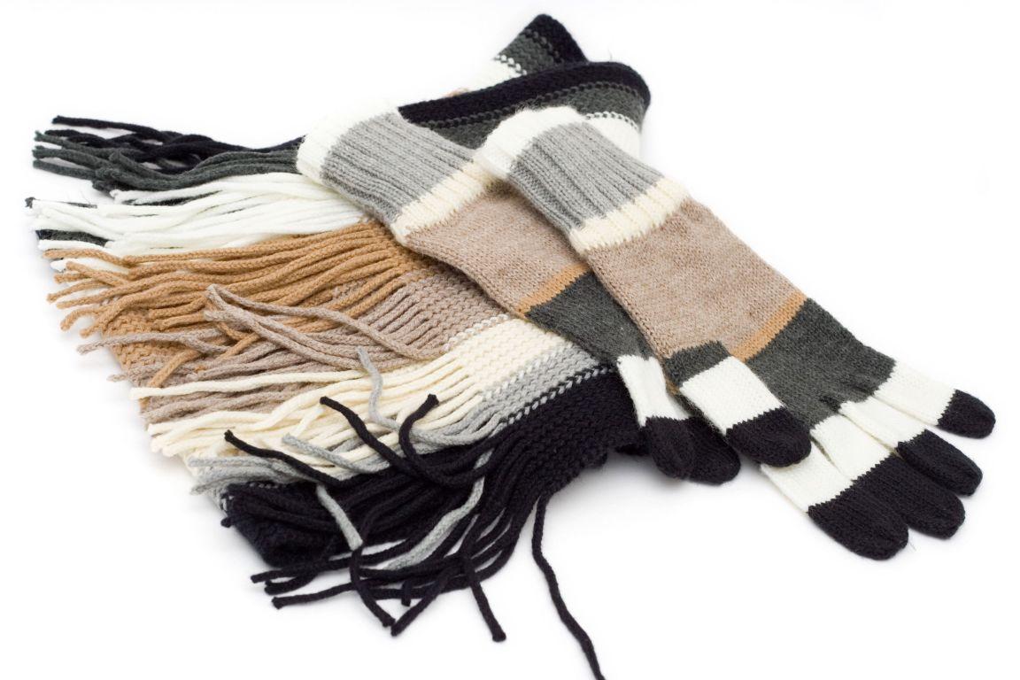 Trang phục du lịch mùa đông