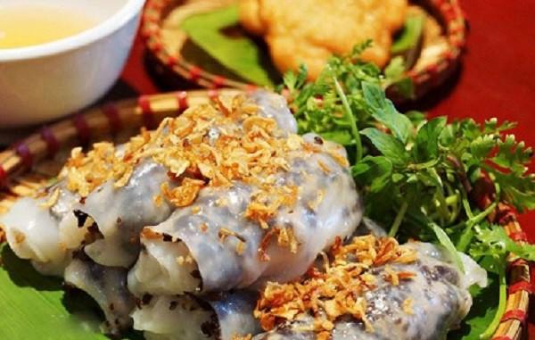Bánh cuốn thanh trì - Món ngon Hà Nội