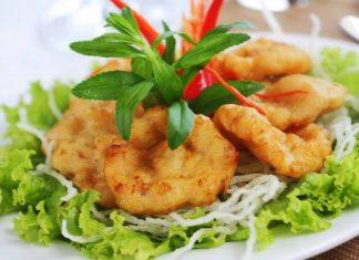Chả mực Hạ Long món ăn ngon nhất Châu Á