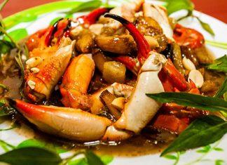 Cua rang me món ngon mang hương vị đặc trưng Đà Nẵng
