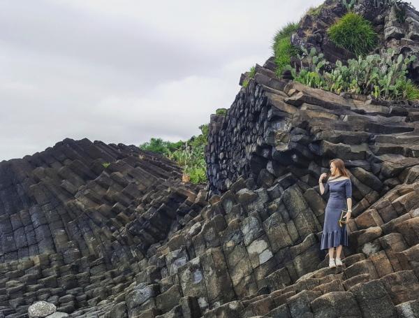 Ghềnh đá đĩa điểm du lịch nổi tiếng tại Phú Yên
