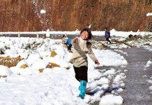 Trải nghiệm mùa đông sapa