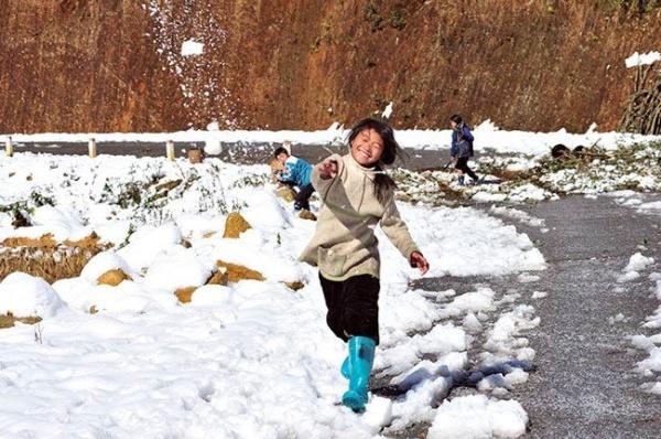 Trải nghiệm mùa đông sapa để cảm nhận cái lạnh 5 độ C