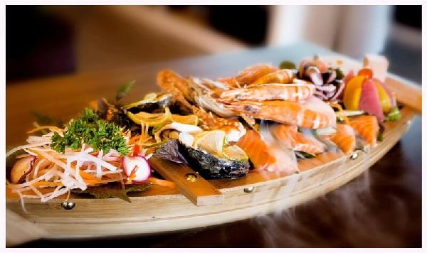 Những món ăn được chế biến từ nhà hàng hải sản Đà Nẵng