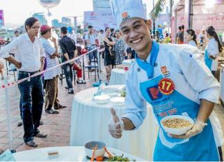 Ngày hội văn hóa ẩm thực Đà Nẵng