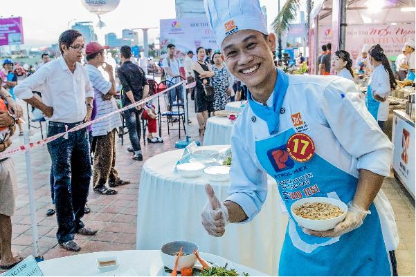 Ngày hội văn hóa ẩm thực Đà Nẵng 2018