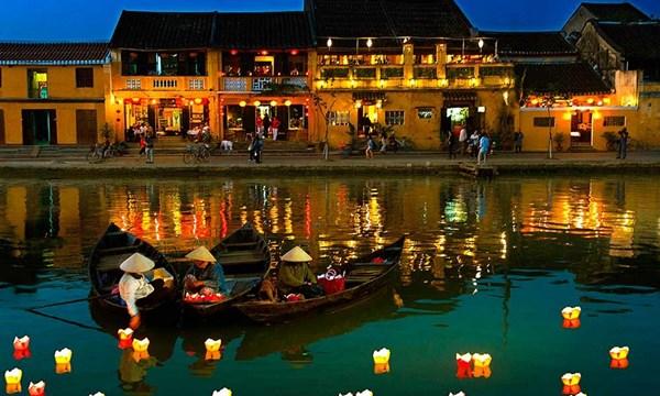 Hội An một trong những thành phố đẹp nhất thế giới