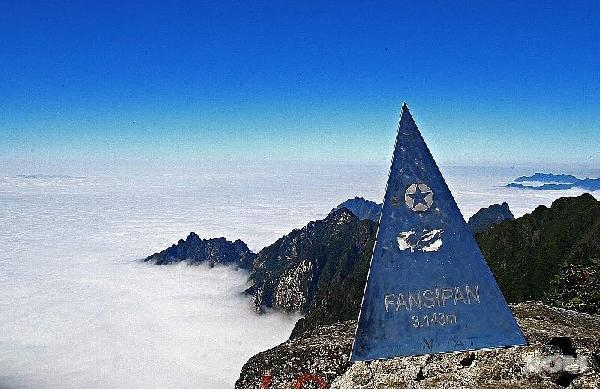 Đỉnh Fanxipan - Địa điểm du lịch Sapa cho người thích chinh phục