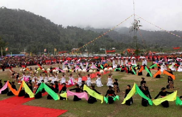 Lễ hội Lồng Tồng nét đẹp văn hóa truyền thống dân tộc Vùng Tây Bắc