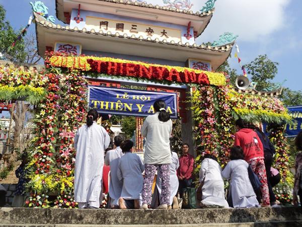 Am Chúa điểm du xuân lý tưởng tại Nha Trang