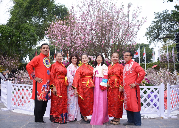 Lễ hội diễn ra giới thiệu văn hóa Nhật tại Việt Nam