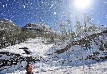 Phượt sapa mùa đông ngắm tuyết ở những điểm nào?