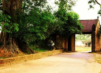 Chia sẻ kinh nghiệm phượt làng cổ Đường Lâm Sơn Tây