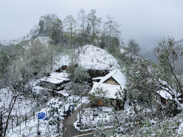 Những điểm phượt sapa mùa đông ấn tượng, thu hút nhất