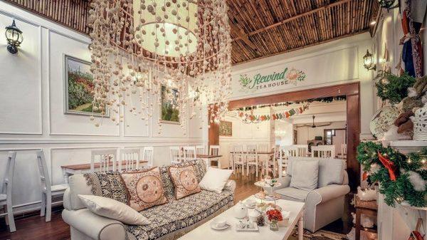 Điểm tên quán cafe không gian ấm cúng ở Hà Nội