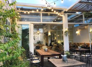 Quán cafe thu hút giới trẻ Hà Nội những ngày đông
