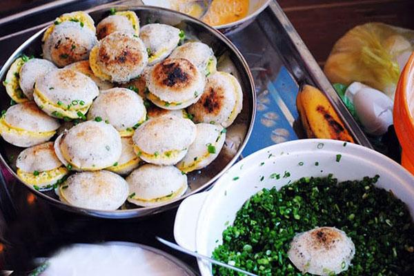 Những món ăn độc đáo ở khu ấm thực truyền thông ở Đà Lạt