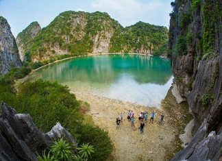 Du lịch Đảo Mắt Rồng 2018, điểm đến thu hút nhất tại Quảng Ninh