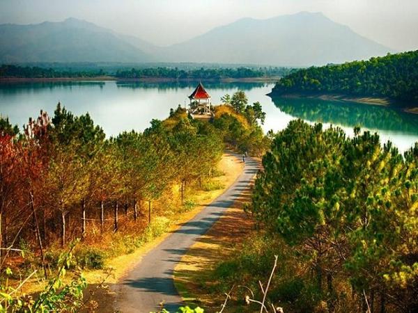 Du lịch xuân Gia Lai, điểm du lịch thu hút