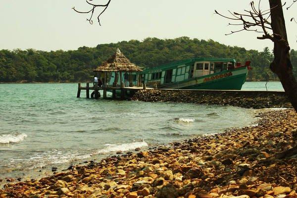 Du lịch Kiên Giang khám phá Đảo Hải Tặc