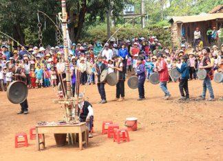 Khám phá lễ hội cơm mới ở Tây Nguyên