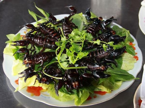 Món ăn ngon và lạ ở An Giang phải thưởng thức ngay