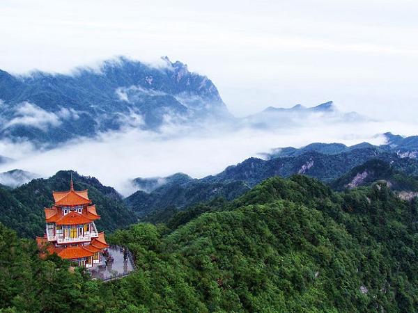 Chiêm ngưỡng cảnh đẹp ở khu du lịch Quảng Châu