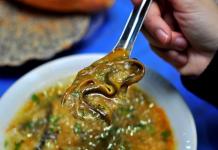 Cháo lươn - Đặc sản Nghệ An món ngon hấp dẫn
