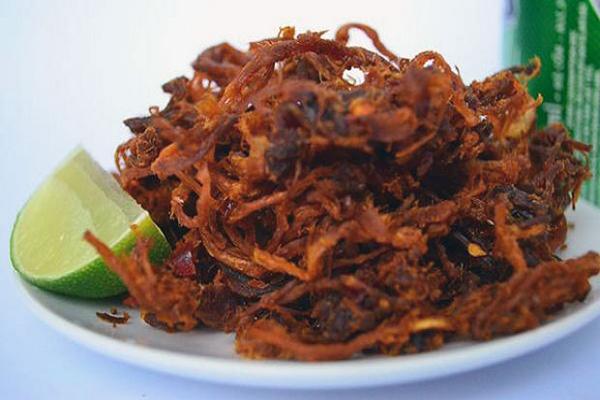 Bò khô - món ngon, đặc sản Đà Nẵng