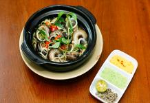 Ốc núi - món ăn ngon đặc sản Ninh Bình hấp dẫn
