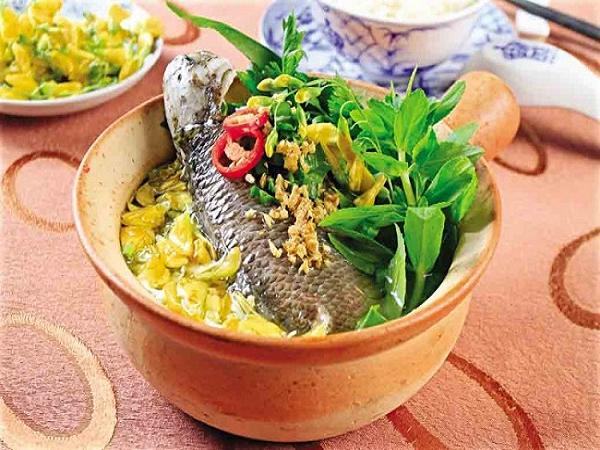 Gỏi cá nhệch Kim Sơn - đặc sản Ninh Bình ngon hấp dẫn