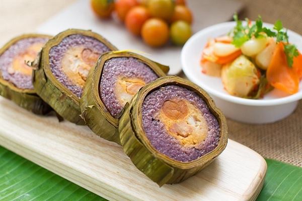 Bánh tét Cần Thơ đặc sản Miền Tây Nam Bộ