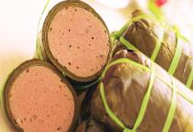 Chả bò Đà Nẵng món ăn ngon nổi tiếng