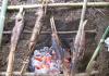 Đặc sản Tây Bắc cá bống vùi tro, ngon hấp dẫn