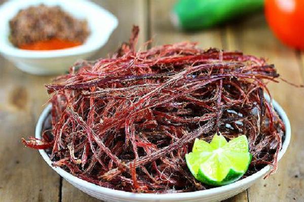 Thịt khô gác bếp - đặc sản Tây Bắc đặc trưng nhất