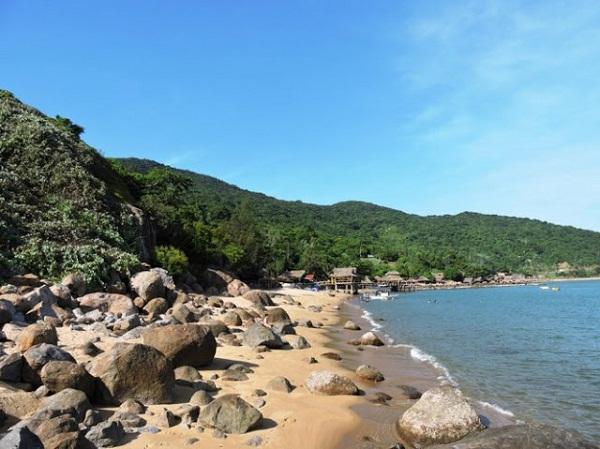Bãi Rạng – địa điểm du lịch Đà Nẵng đẹp ngất ngây