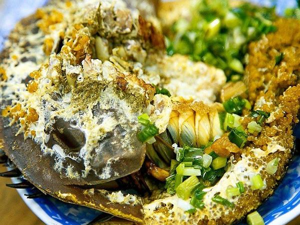 Sam biển Gò Công - đặc sản Tiền Giang