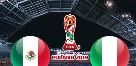 Dự đoán U20 Mexico vs U20 Italia, 23h00 ngày 23/05