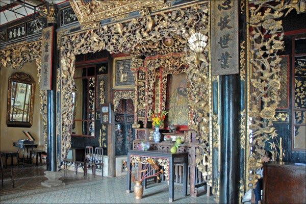 Kiến trúc nhà cổ Huỳnh Thủy Lê - phương Tây pha trộnkiểu Hoa