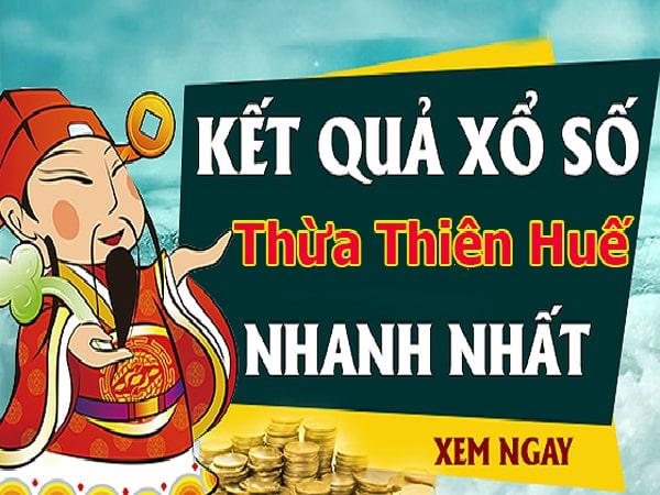 Dự đoán XS Thừa Thiên Huế chính xác thứ 2 ngày 18/11/2019