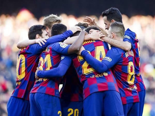Barca chưa được Liên đoàn cấp phép mua thêm tiền đạo