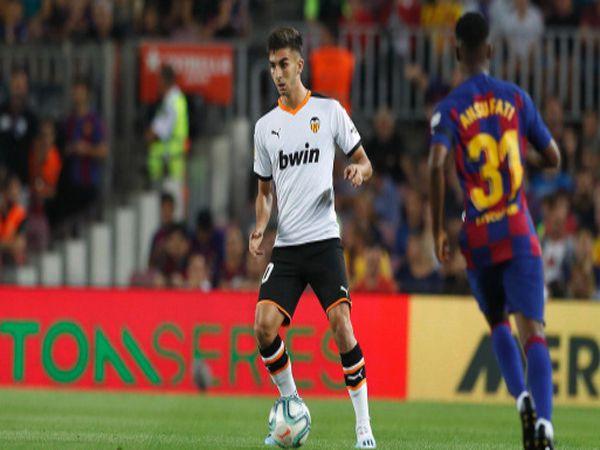 Man City chiêu mộ sao chạy cánh Valencia
