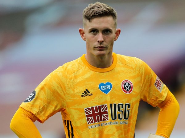 Chuyển nhượng 19/8: Sheffield vẫn chưa từ bỏ Dean Henderson của MU