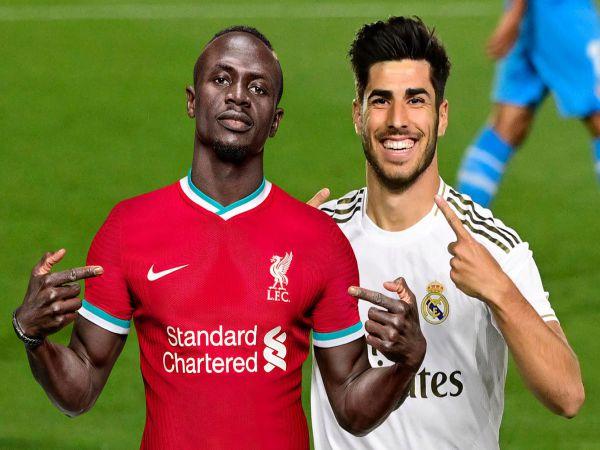 Real Madrid gạ Liverpool trao đổi cầu thủ