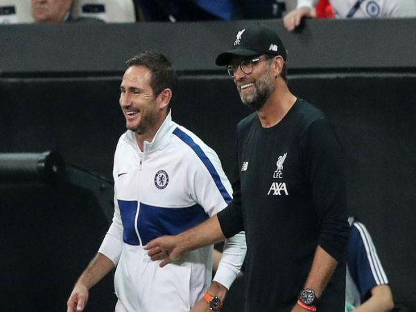 Chuyển nhượng chiều 14/9: Lampard phản bác ý kiến của Klopp
