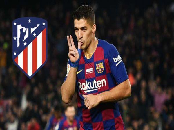 Chuyển nhượng chiều 24/9: Suarez đầu quân cho Atletico Madrid