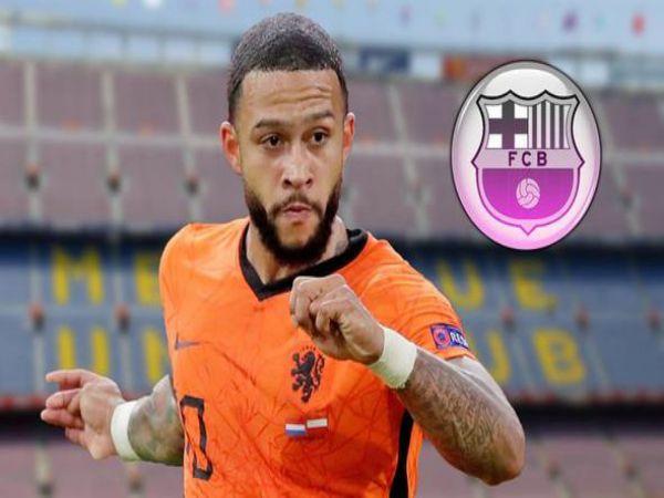 Chuyển nhượng trưa 5/10: Lyon lên tiếng xác nhận Barca sắp có Depay